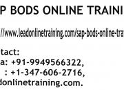 Sap bods online training | sap bods basis online training in usa, uk, canada, malaysia, au