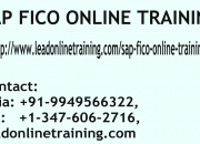 Sap fico online training | sap fico basis online training in usa, uk, canada, malaysia, au