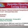 www.jayavidya.com - Abacus Competition