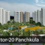 3 BHK apartment sale in suncity parikarma in sec-20 panchkula