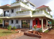 Bungalow available for vacation rentals near ganpati pule, chiplun, konkan.