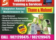 Computer repairing in thane, mumbai & navi mumbai
