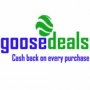 Goosedeals Cashback Coupons & Online Shopping India.