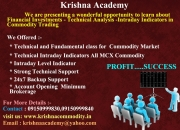 ONLINE COMMODITY TRADING CLASSES