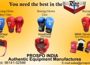 PROSPO YOUR ONE STOP SPORTS GOODS FACTORY