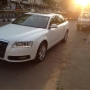 2010 audi A6 2.7tdi , single owner , full insurance , white colour
