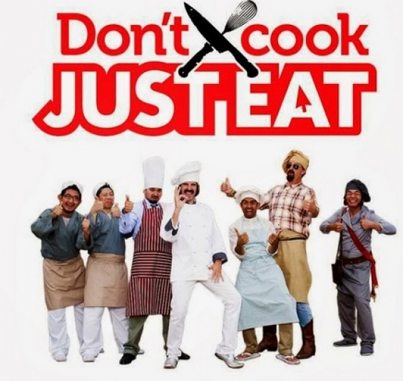 Get home delivery on food @ large discount with justeat coupons