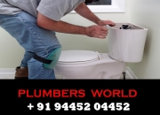 PLUMBERS WORLD offers professional plumbing service in Chennai