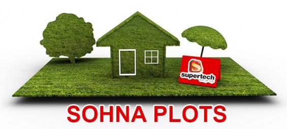 Supertech plots, sector 2, sohna, gurgaon