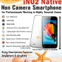 Non camera smart phone INO mobiles