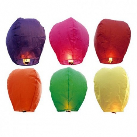 Sky lantern ,wish lamp