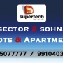 Supertech Plots in Sector 2 SOhna @ 9555077777