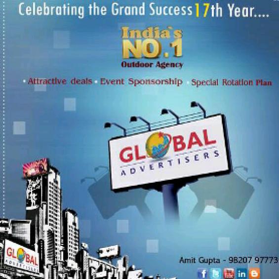 Advertising agent in mumbai - global advertisers