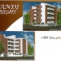 Available 3 bhk flats ready to move in Jp nagar 4th phase