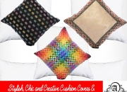 Creative and Stylish Cushion Covers from Aastha Home Décor with up to 30% discount