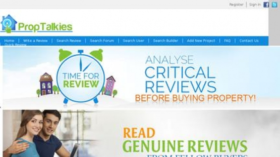 The best property review in bangalore with proptalkies
