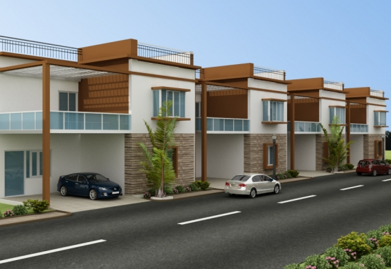 3 bhk villa in surya nagar 2nd phase