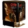 Coffee & Tea Vending Machine & all premix powders