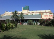 Hotel park at somnath gujarat.