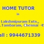 Offering Home Tutor - Oracle 11g DBA Trainer & Multiple Skills