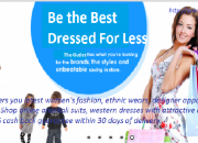 Women's Designer Clothing Store Online Shopping