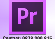 Learn premiere pro| call: 9878200815