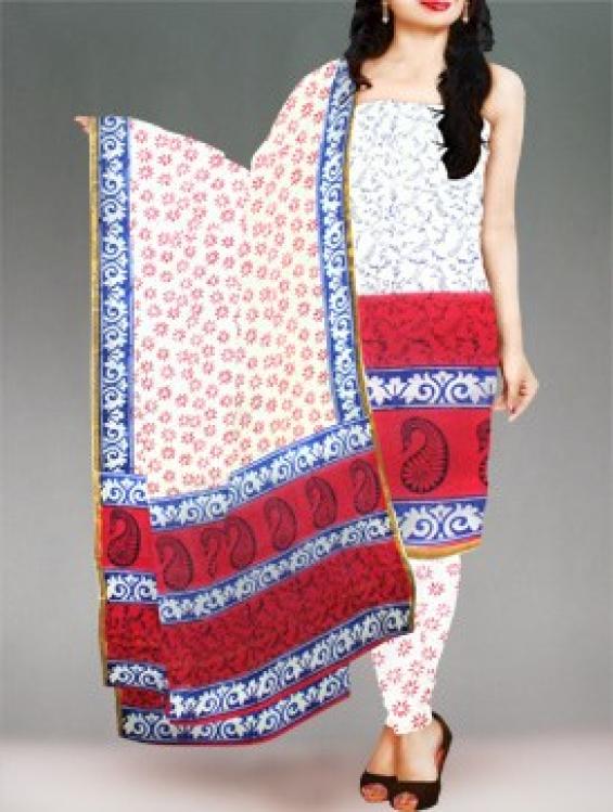 Venkatagiri handloom cotton salwar kameez