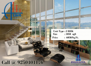 Pareena 68 is going to launch Bang in Sohna road best deal call: 9250404176