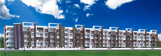 Sai paradise apartment for sale at whitefeild road