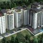 1235sq.ft Unfurnished 3 BHK Flat for sale in Bannerghatta Road
