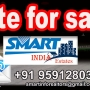 40X60 site for sale in LG Lake view bhirathi, Rs. 2500/sq.ft