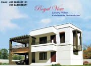 chothys Royal view villas @ punchakari near Karumam