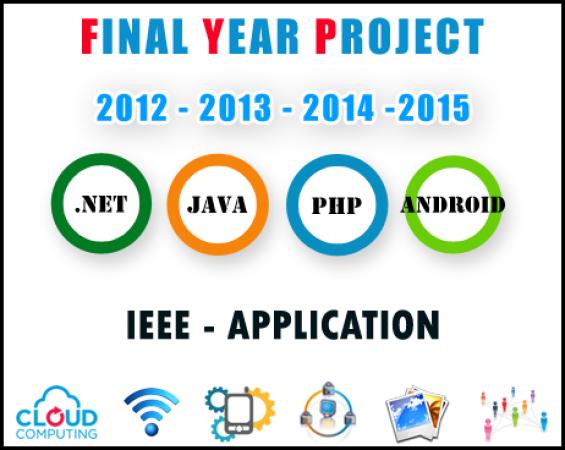 Final year java ieee project and internship in yelahanka bangalore