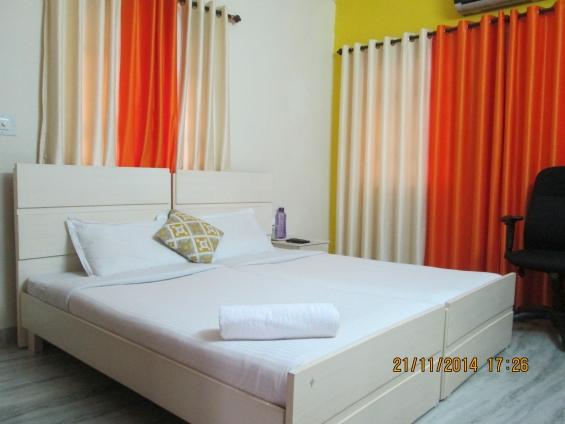 Service apartment in bangalore near koramangala sony signal