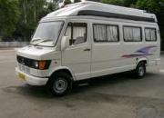 12 seater tempo traveler on rent in delhi