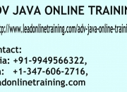 Adv java online training | adv java basis online training in usa, uk, canada, malaysia.