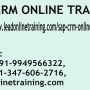 SAP CRM Online Training |  SAP CRM basis Online Training in usa, uk, Canada, Malaysia, Aus