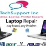 laptop repairs in hrslayout TechSupport Inc bangalore