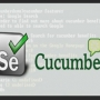 Cucumber Training with one test solution