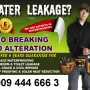 FIXIT waterproofing for TOILET & BATHROOM LEAKAGE