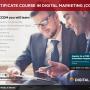 Certificate Course in Digital Marketing (CCDM)