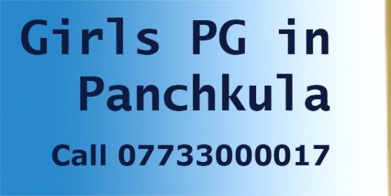 Girls pg in panchkula wi fi services