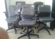 Office executive revolving and visitor chair