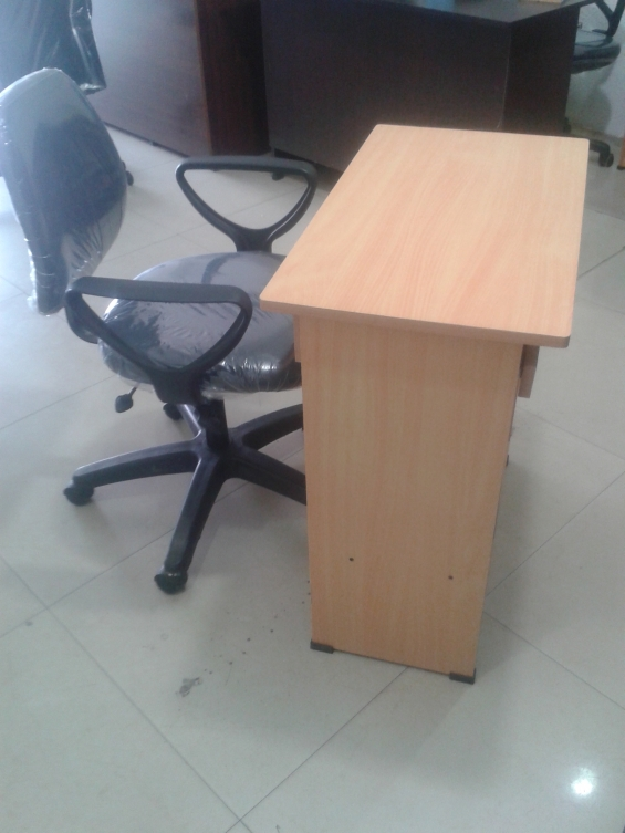Office furniture,revolving chairs and executive table