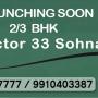 Lotus Greens Sector 33 @ 9555O77777