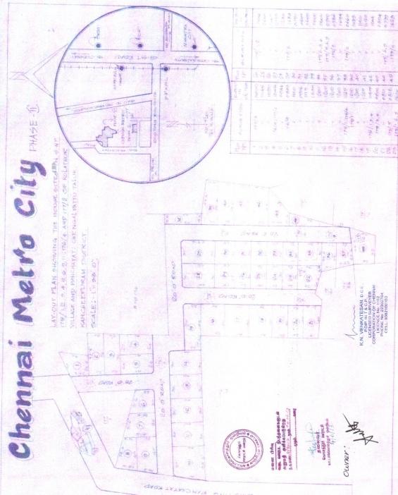Plots for sale in singaperumal koil @ chennai metro city phase ii – hurry