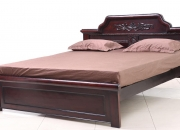 Wooden double cot @ factory price..free delivery