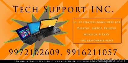 Tv repairsrepairs in hrslayout techsupport inc