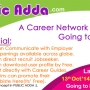 PublicAdda Is A Social Network As Well As Career Network