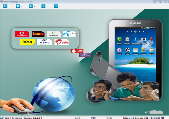 Smart recharge software